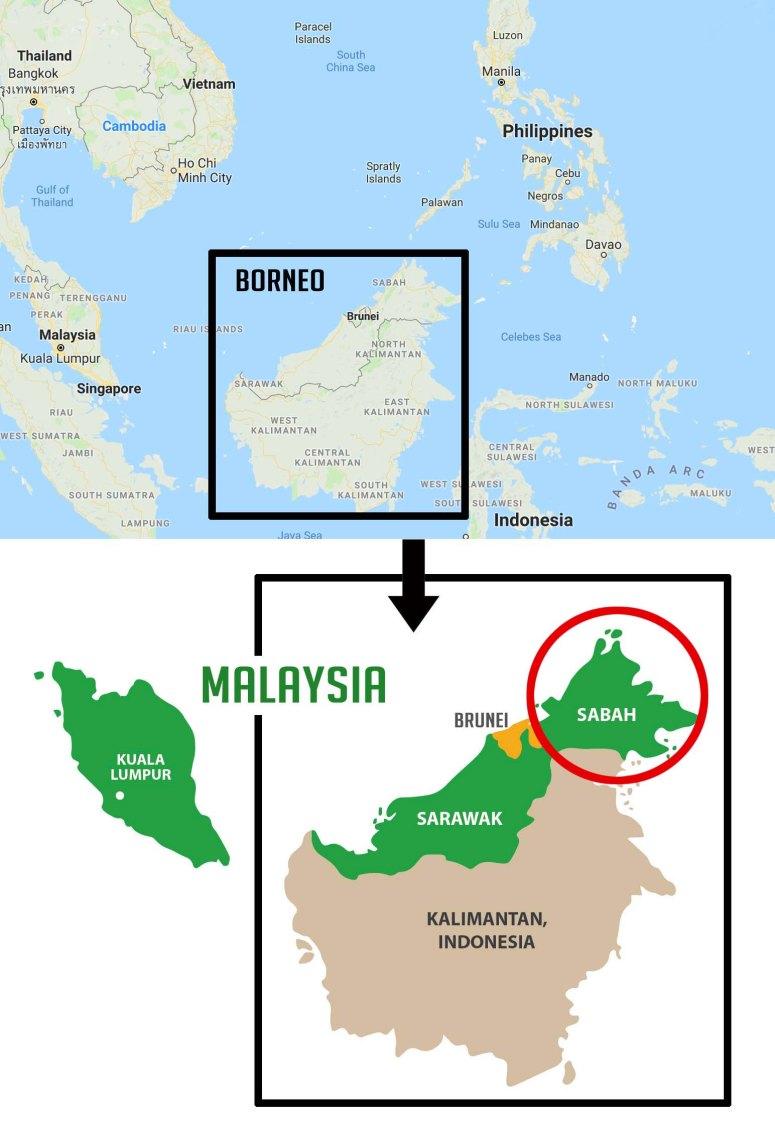 map-sabah-borneo-malaysia