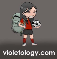 Violetology paragliding